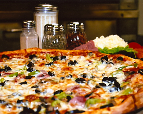 Our Brooklyn Special packs all the meats and veggies